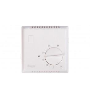 Regulator temperatury bimetalowy 230V 10A 5-30C IP30 biały EK052