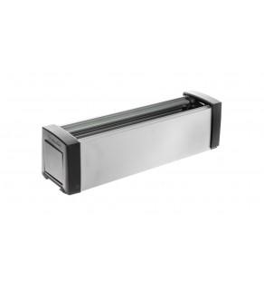 Simon Connect Podstawa Ofiblok Plus 4xK45 szary grafit KFP104/14