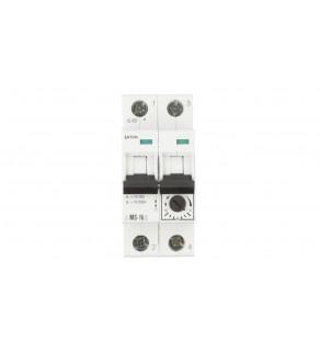 Wyłącznik silnikowy 2P 7,5kW 10-16A Z-MS-16/2 248399