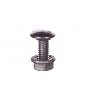 Śruba grzybkowa z nakrętką M6x15 FRSB 6X15 F 6406157 /100szt.