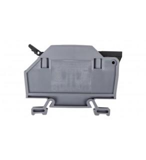 Złączka bezpiecznikowa 6,3A/250V 5x20 4mm2 43445H /10szt.