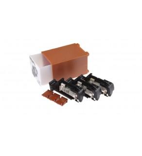 Wtyk bezpiecznikowy D02/gG/63A/400V Z-SLS/E-63A bez sygnalizacji 269012 (3szt.)