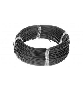 Przewód silikonowy OLFLEX HEAT 180 SiF 1x0,5 czarny 0048001 /100m