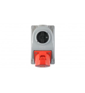 Gniazdo stałe z wyłącznikiem 0-1 32A 5P 400V IP44 COMBO-POL 96062540W