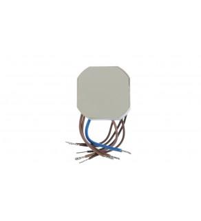 Sterownik rolet dwuprzyciskowy 1,5A AC-3 230V 0-10min (kapsułka fi55mm) STR-1