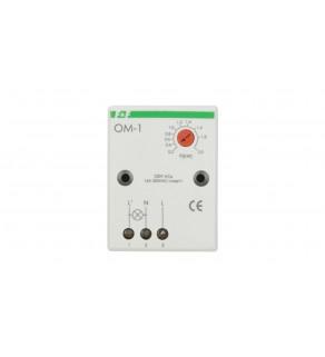 Ogranicznik poboru mocy 16A 30sek OM-1
