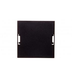 Pokrywa maskująca M45 czarna LP 45 7407584 /10szt