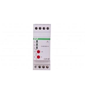 Przekaźnik zaniku i asymetri faz 10A 1P 0,5-5sek 40-80V CZF-BT