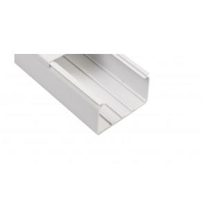 Listwa elektroinstalacyjna LS 90x60 EKO biała 68011 /2m