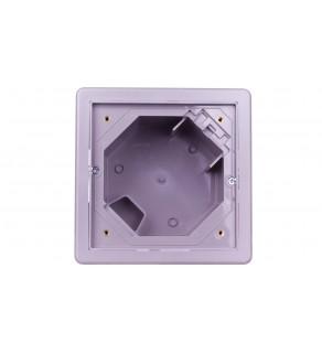 Simon Connect Podstawa KSE IP66 puszki IP66 do podłóg technicznych 145x145mm szara KGE170TF/23