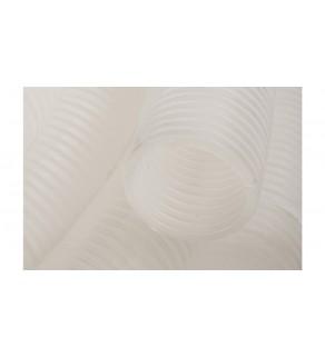 Rura karbowana przezroczysta 43mm RKLF 43/36 10066 /25m