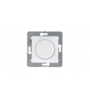 CARLA Ściemniacz obrotowy 40-400VA 250V biały 1717-10