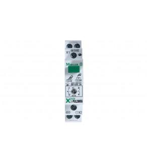 Przycisk modułowy 16A 2Z z lampką sygnalizacyjną Z-PUL230/SS 276297