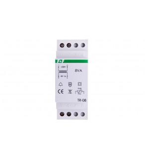 Transformator sieciowy 230V/8V AC TR-08