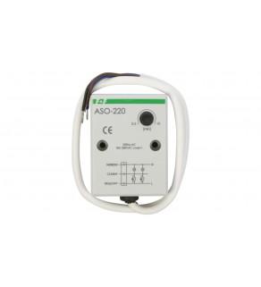 Automat schodowy tablicowy 10A 0,5-10min 230V AC ASO-220