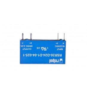 Przekaźnik półprzewodnikowy 1P 24VDC/1A Ustre  18-32V DC RSR30-D24-D1-04-025-1 2611993