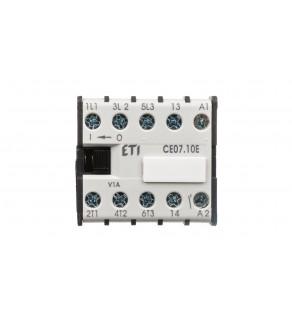 Stycznik miniaturowy 7A 3P 230V AC 1Z 0R CE07.10-230V-50/60Hz 004641023
