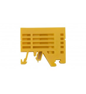 Trzymacz DIN/G KU-1z żółty 84019004 /25szt.