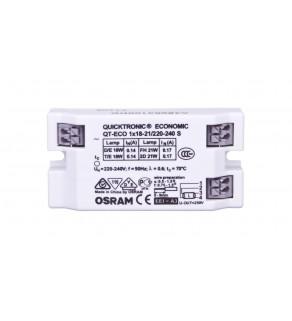 Statecznik elektroniczny QT-ECO 1x18-21 S 4050300794907