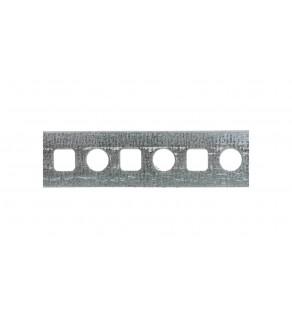 Taśma montażowa perforowana 17x0,75mm 5055 L II 17 1471171 /10m