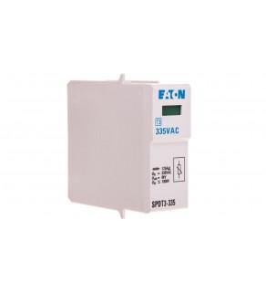 Wkład ogranicznika przepięć D 10kA 335V AC SPDT3-335 170486