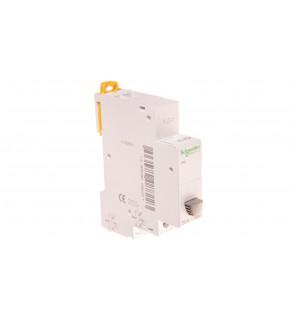 Przycisk modułowy 20A 1R szary iBP A9E18030