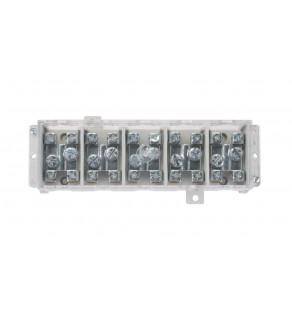 Odgałęźnik instalacyjny 5-torowy (zacisk: 5x35mm2 - 5x4x16mm2) LZ5x35/16 wyk.11P 84034002