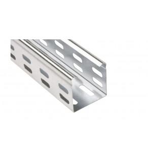 Korytko kablowe perforowane 50x50 grubość 0,7mm KGL/KPL50H50/3 150405 /3m