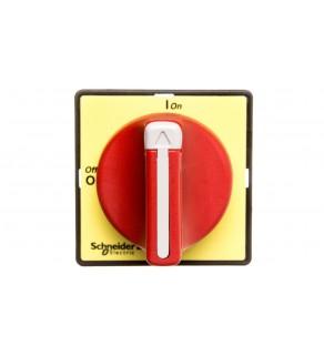 Napęd drzwiowy czerwono-żółty Vario KCF2PZ