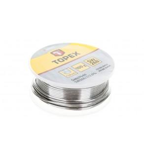 Lut cynowy 60 Sn drut 1.0 mm 100 g 44E522