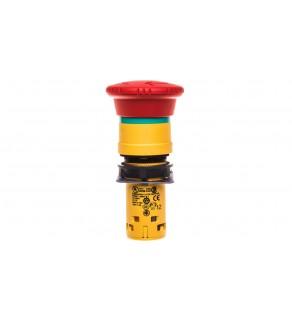 Przycisk bezpieczeństwa 22mm 1R IP54 przez obrót XB7NS8442