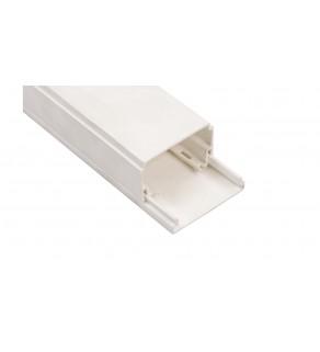 Kanał instalacyjny KI 60x40.1 biały 330110 /2m