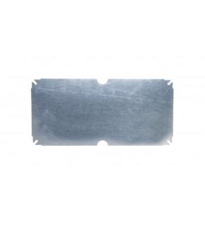 Płyta montażowa 560x280mm stal Z-3 0 26
