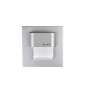 Oprawa LED 0.4W 10V IP20 TANGO MINISTICK aluminium ciepło biała 02-01-02-01-0224