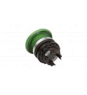 Napęd przycisku grzybkowego zielony z samopowrotem M22-DP-G 216716