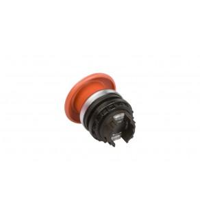 Napęd przycisku grzybkowego czerwony z samopowrotem M22-DP-R 216714