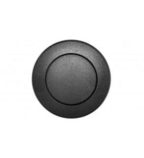 Napęd przycisku grzybkowego czarny z samopowrotem M22-DP-S 216712