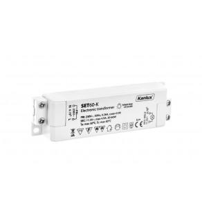 Zasilacz halogenowy 20-60W 240V 11.5V SET60-K 1425
