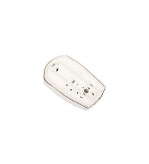 Dzwonek czaszowy 230V biały DNS-001/N-BIA SUN10000037