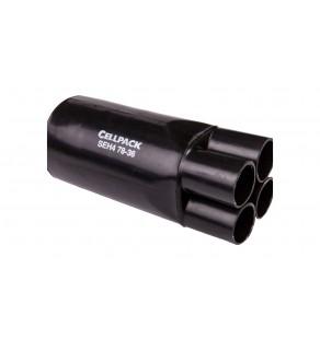 Palczatka termokurczliwa 95-240mm2 4-żyłowa SEH4/78-36/B 95-240 166972