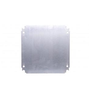 Płyta montażowa 300x300mm stal NSYMM33