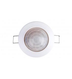 Czujnik ruchu 2000W 360st.MERGE JQ-O wstropowy biały 07691