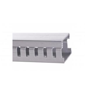 Korytko grzebieniowe KOPD 40X25/2 szare E02KK-01010200601 /2m