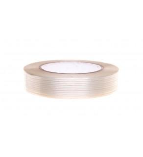 Taśma montażowa wzmacniana do przewodów grzejnych 25mm TMW-01 /50m/ MTC10000071