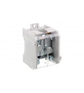 Odgałęźnik instalacyjny 1x70mm2/ 4x16mm2 szary LZ-1*70/16 P 46.171