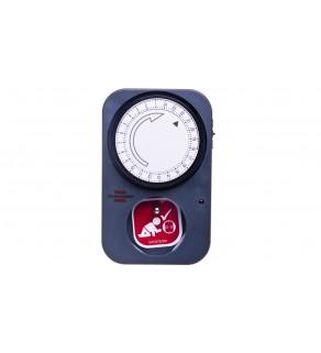 Mechaniczny sterownik czasowy (programator) MZ 20 1506454