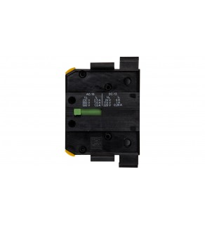 Styk pomocniczy 1Z montaż boczny SPSP80-10