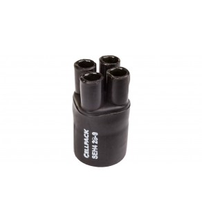 Palczatka termokurczliwa 1.5-10mm2 4-żyłowa SEH4/28-9/B (1,5-10) 148844
