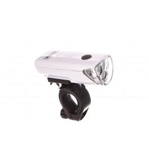 Lampka rowerowa przednia 3xLED 3xAAA /3 tryby świecenia/ XC-104 P3914