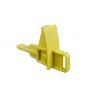 Blokada połączenia do łącznika uchylnego żółta 2007-8899 /20szt.